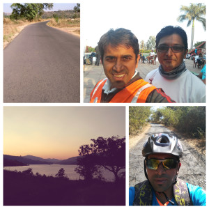 Few pics on Panshet Parikrama